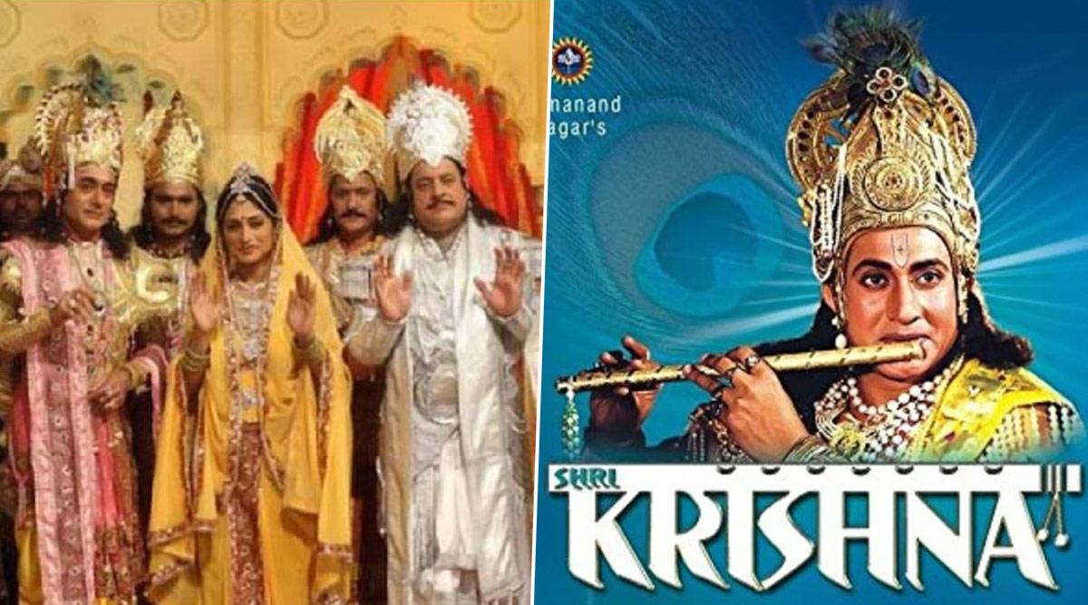 B.R.Chopra's Mahabharat Tops In 2 Out of 3 TRP Charts This Week, Shri Krishna Also A Hit With The Masses (View BARC Charts)