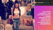 Naagin 5: Mahek Chahal In Talks For the Next Season of Ekta Kapoor's Supernatural Show? Actress Denies Claims (View Post)