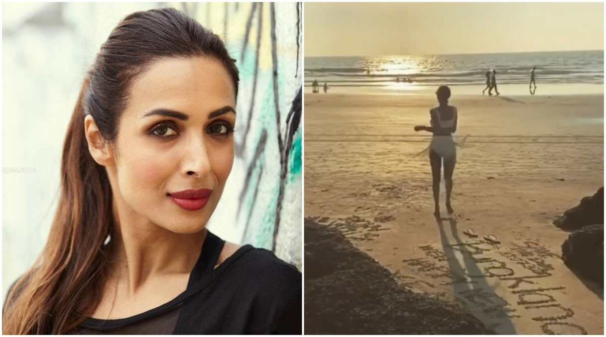 Malaika Arora Twirls in a Throwback Boomerang Video From the Beach, Says 'The Sun Of Hope And Happiness Will Shine On All Of Us Again' (View Post)