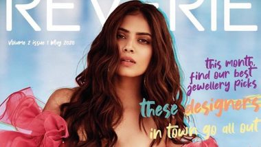 Malavika Mohanan Is All About Unruffled Pinkness As She Repurposes an Old Image for Reverie Magazine Cover This Month!