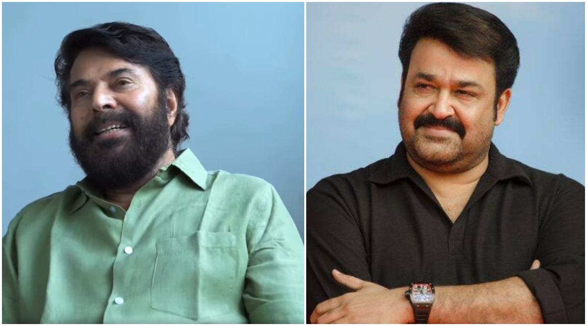 Mammootty Wishes Mohanlal On His Birthday With an Emotional Message As the Fellow Mollywood Veteran Gets Nostalgic About Their Friendship (Watch Video)