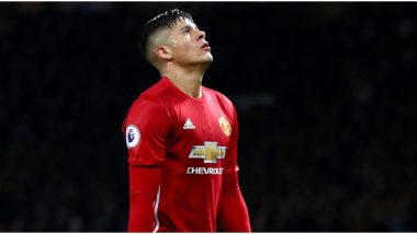 Manchester United Transfer News: Red Devils To Terminate Marcos Rojo's Contract Ahead of Potential Boca Juniors Move