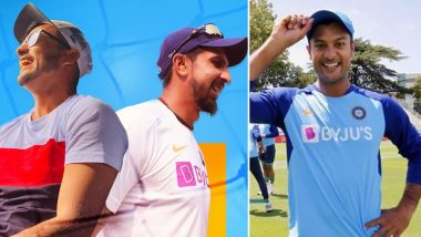 After Chahal TV, Opener Mayank Agarwal to Host 'Open Nets' Segment on bcci.tv; Ishant Sharma to Feature in First Episode
