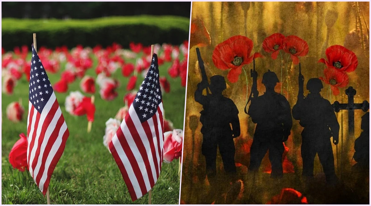 Memorial Day (US) 2020 Traditions: Decorating Graves to Wearing Poppy Flowers, 5 Important Customs of The Day Honouring Fallen Heroes