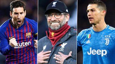 Lionel Messi or Cristiano Ronaldo? Jurgen Klopp Pick His Favourite Between the Two Football Greats
