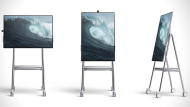 Microsoft Surface Hub 2S Launched in India at Rs 11,89,999