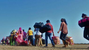 Fake News Led to Migrant Crisis Amid COVID-19 Lockdown, Govt of India Tells Parliament