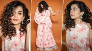 Mithila Palkar Is a Springtime Delight in Florals, Curls and Grins!
