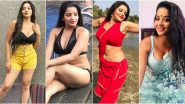 Monalisa Hot Photos in HD: 11 Times Bhojpuri Actress Antara Biswas Set Temperatures Soaring With Her Sexy Posts