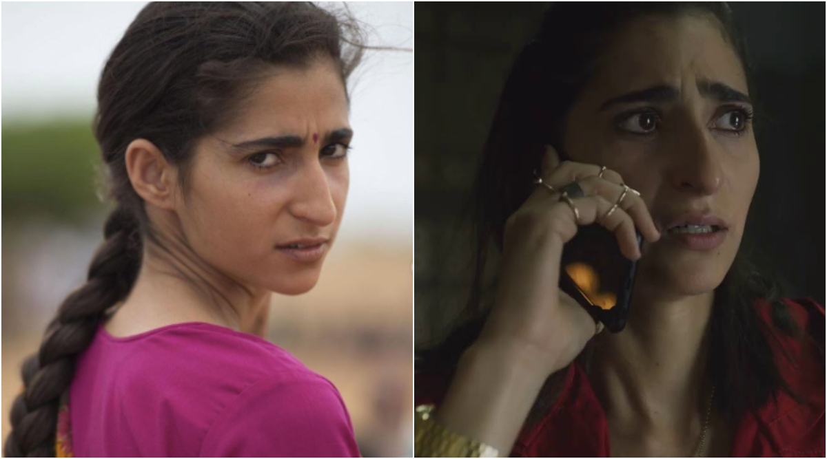 Did You Know Money Heist's Nairobi aka Alba Flores Donned a Saree and Spoke in Telugu For a TV Film? (Watch Video)