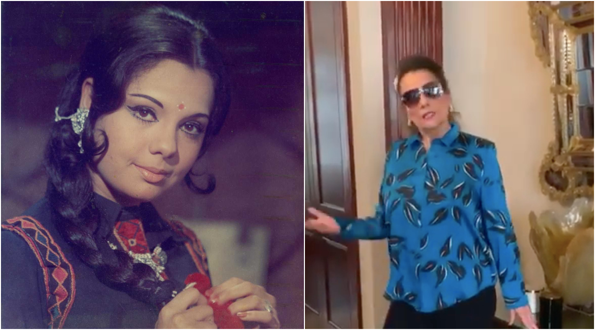 Mumtaz Death Hoax: Yesteryear Bollywood Actress Dismisses Death Rumours With a Video Message, Says'I'm Alive'