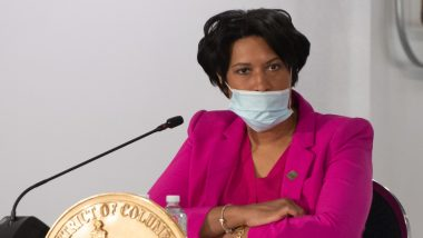 Washington, DC Mayor Muriel Bowser Extends Stay-at-Home Order to June 8