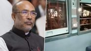Migrant Workers, Travelling on Shramik Special Train to Manipur, Attacked in Bihar, CM N Biren Singh Asks Nitish Kumar to Book Miscreants Immediately