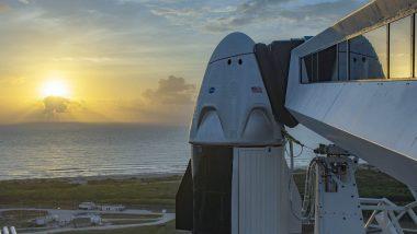 NASA SpaceX Demo-2 Begins Countdown to Send Astronauts Douglas Hurley And Robert Behnken to Space Amid Uncertain Weather Conditions