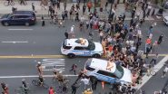 George Floyd Death: NYPD SUVs Ram Into Protesters, Fling Them in The Air, Watch Videos
