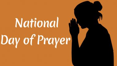 National Day of Prayer 2020 in US Date: Know History And Significance of the Day When People Come Together to Pray