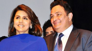 'End of our story': Neetu Kapoor's Bittersweet Post on Rishi Kapoor's Demise Is Heartbreaking (View Pic)