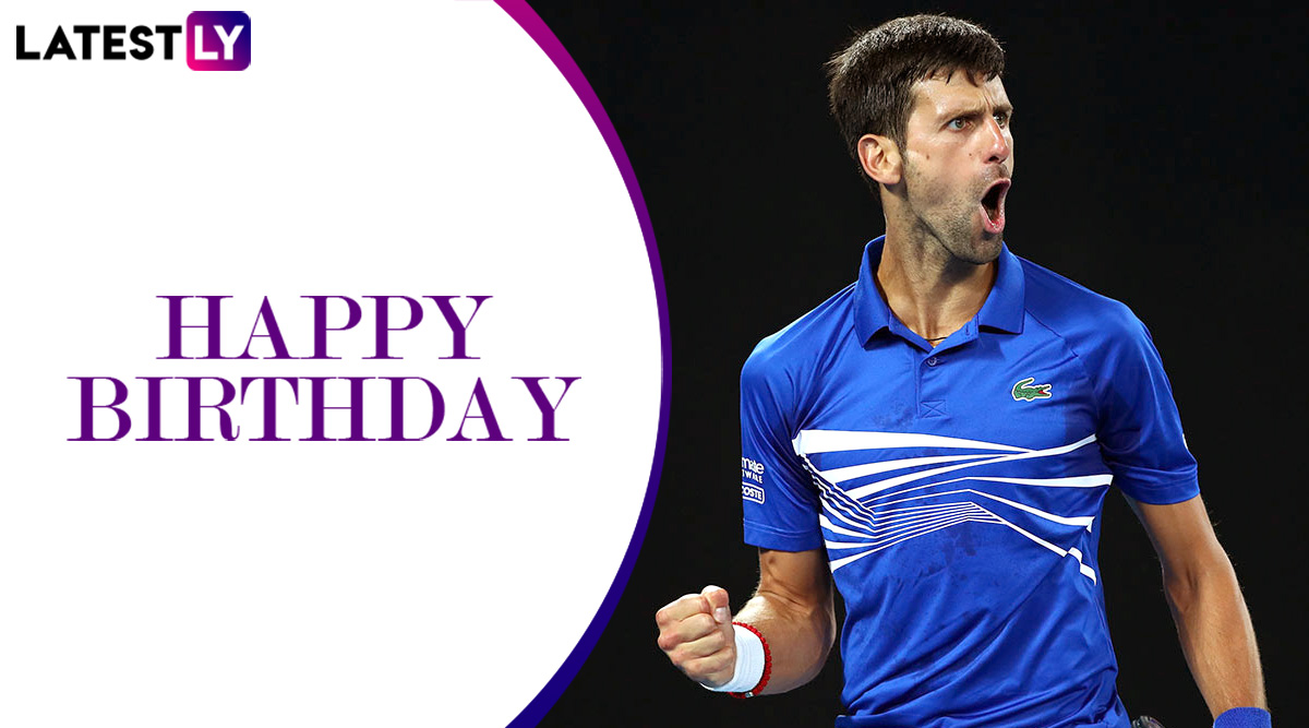 Novak Djokovic Birthday Special: Thrilling Matches Including the 17-Time Grand Slam Champion