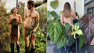 World Naked Gardening Day 2020 Date: History, Significance and Celebrations of Nude Gardening (Check Pics and Videos)