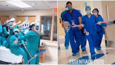 National Nurses Week 2020: Funny TikTok Videos of Nurses Dancing Will Uplift The Spirit of Medical Workers During The Pandemic