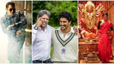 Salman Khan's Radhe, Ranveer Singh's 83, Akshay Kumar's Laxmmi Bomb: Here's Why These Big-Budget Movies Won't Be Releasing On OTT Platforms Anytime Soon