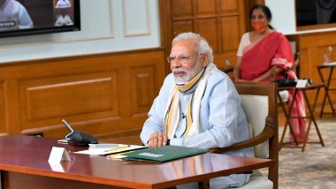 PM Narendra Modi Replies to Australian PM Scott Morrison, Says he is 'Glad to Join' the First India-Australia Summit