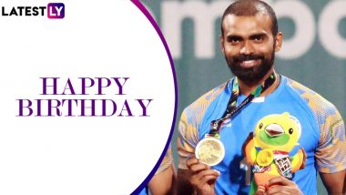 PR Sreejesh Birthday Special: Interesting Facts About Indian Hockey Captain