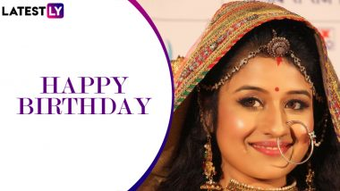 Paridhi Sharma Birthday: From Getting Picked Out of 7000 Girls For Jodha Akbar To Being Called Aishwarya Rai of The Small Screen, Here Are Some Facts About The TV Starlet