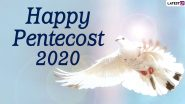 Whitsun 2020 HD Images And Wallpaper For Free Download Online: WhatsApp Stickers, Facebook Wishes, GIF Greetings And Messages to Send on Pentecost Sunday