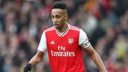 Pierre-Emerick Aubameyang Transfer News Update: Former Liverpool Defender Jamie Carragher Suggests Arsenal Should Keep Striker and Risk Selling Him for Free