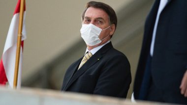 Jair Bolsonaro, Brazil President, Tests Positive For Coronavirus, Makes Announcement on Live TV