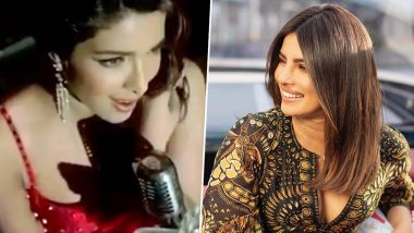 Priyanka Chopra Jonas Shares A Clip Of Her Song 'Tinka Tinka' On Instagram And It's A Perfect Flashback Friday Video For Bollywood Buffs!