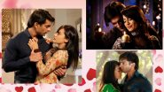 Qubool Hai Hot Romantic Scenes of Asad and Zoya: Revisiting Karan Singh Grover and Surbhi Jyoti's Crackling Chemistry in Zee TV's Hit Daily Soap (Watch Videos)