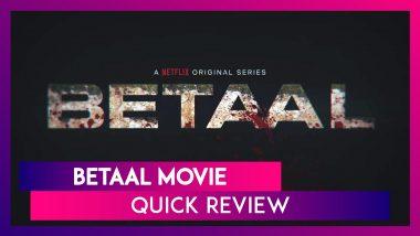 Betaal Quick Review: Viineet Kumar's Netflix Horror Series Is Thrilling