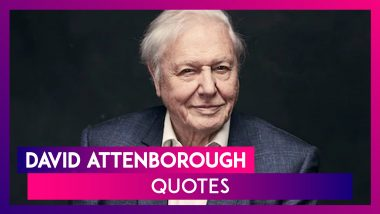 David Attenborough Quotes: Popular Sayings By The National Treasure As He Turns 94