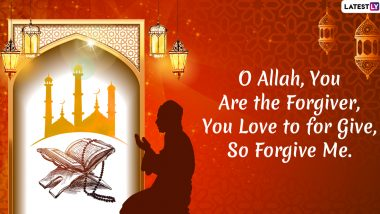 Eid al-Fitr Mubarak 2020 Wishes & Quran Quotes on Forgiveness: Send Eid Mubarak Greetings, WhatsApp Stickers, HD Images and Facebook Messages to Family and Friends