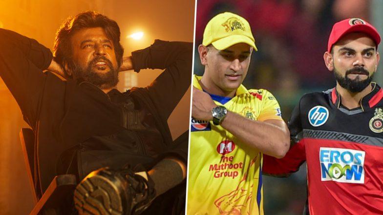 'Ee Saala Cup Umadey' CSK Troll RCB With Rajinikanth Meme on Twitter for Winning' Indian Poll League'