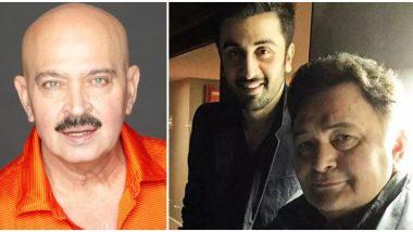 Rakesh Roshan Reveals How Ranbir Kapoor Consoled Him Over the Phone As He Broke the News Of Rishi Kapoor's Death