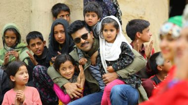 Dhruva: Ram Charan Shares Throwback Pics From the Film as He Misses Being On The Sets