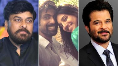 Rana Daggubati To Marry Miheeka Bajaj: Chiranjeevi, Shruti Haasan, Anil Kapoor and Other Celebs Pour Joyous Wishes for the Lovebirds (View Posts)