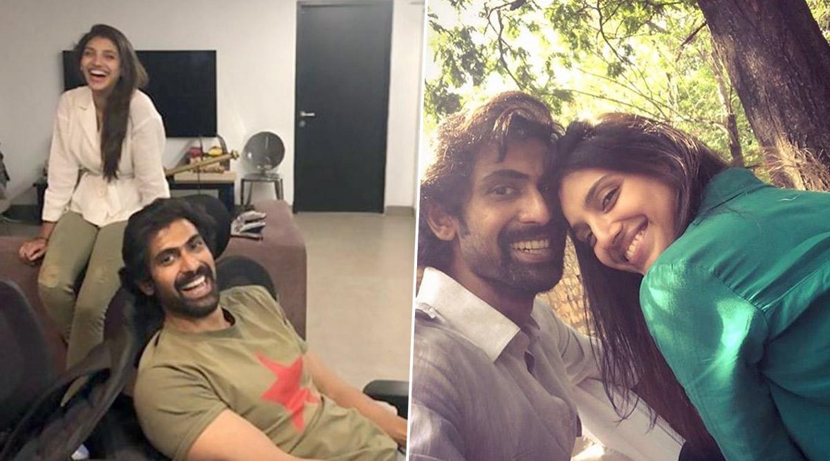 Rana Daggubati and Miheeka Bajaj To Get Engaged Today at Hyderabad's Ramanaidu Studios? (Read Details)