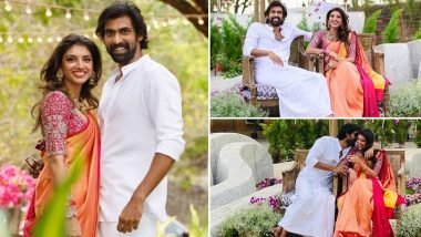 Rana Daggubati and Miheeka Bajaj To Tie The Knot On August 8 In Hyderabad (Details Inside)