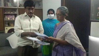 Andhra Pradesh CID Arrests 60-Year-Old P Ranganayakamma for 'False Comments' on Social Media Against State Govt Over Vizag Gas Leak Tragedy