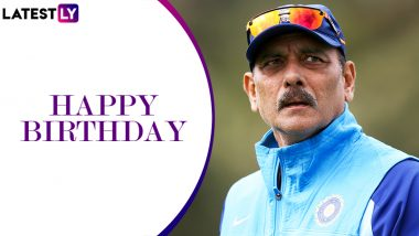 Ravi Shastri Birthday Special: From Historic Test Series Win in Australia to ODI Triumph in South Africa, Listing out India's Memorable Wins Under Coach Shastri
