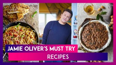 Jamie Oliver Birthday Special: 5 Must-Try Recipes by The Celebrity Chef