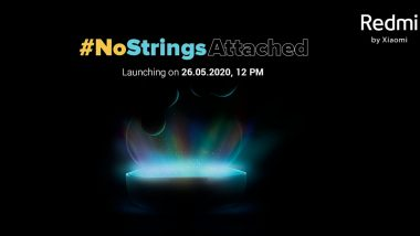 Xiaomi Redmi TWS Earbuds Teased Online; To Be Launched on May 26 Along With Power Bank & Other IoT Devices