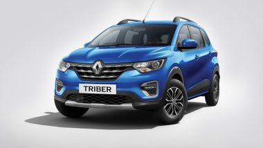 BS6 Renault Triber AMT Launched in India at Rs 6.18 Lakh; Bookings, Features & Specifications