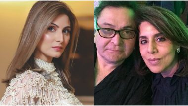Rishi Kapoor's Scrabble Legacy Comes Alive In Neetu Kapoor's Game As She Defeats Daughter Riddhima Twice (View Post)