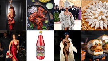 Rihanna Reimagined As Indian Snacks From Tandoori Chicken To Kaju Katli To Vada Pav And The Results Are Yummylicious Latestly