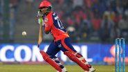 This Day That Year: Rishabh Pant Smashes His Maiden IPL Century Against Sunrisers Hyderabad